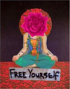 Be free :) peace via | Hippies Hope Shop