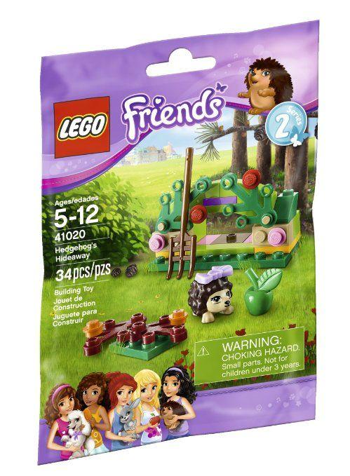 Amazon.com: LEGO Hedgehog Hideaway Playset: Toys & Games