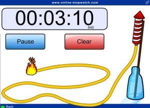 JueduLand Blog: Online Stopwatch: cronómetros, alarmas, cuenta atrás, metrónomos..., incluso configurables