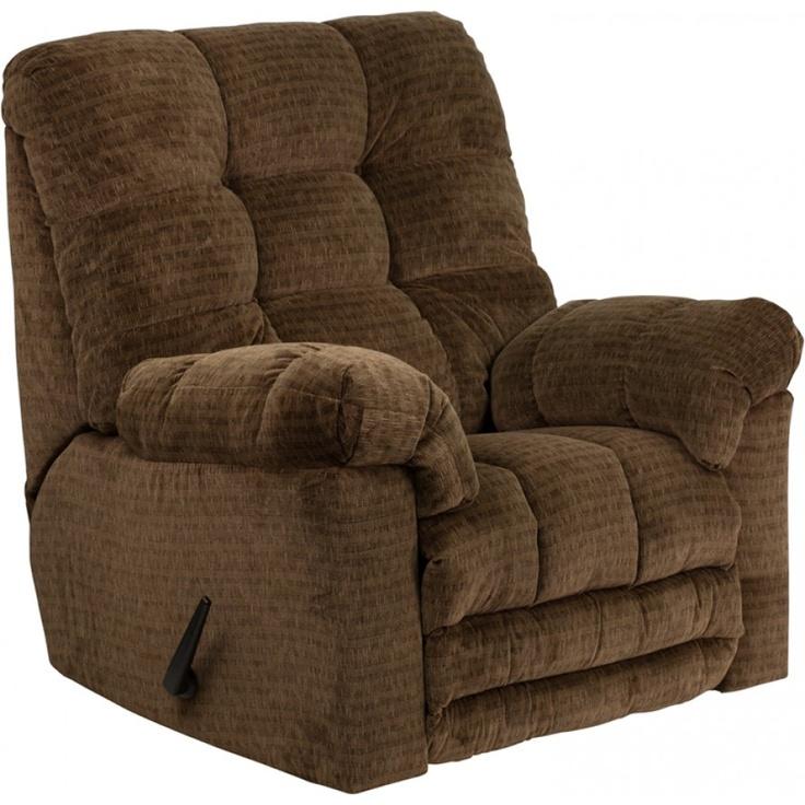 Flash Furniture Recliner ... Tall Cabo Microfiber Rocker Recliner Color: Havanna - WM-7500-380-GG