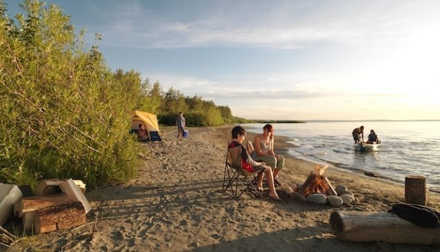 Top 10 Alberta Campsites  Travel  Pinterest
