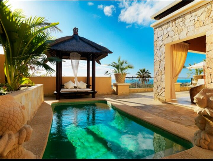 Nice Backyard Pools : Nice swimming pool  Backyards, Patios & Swimming pools  Pinterest