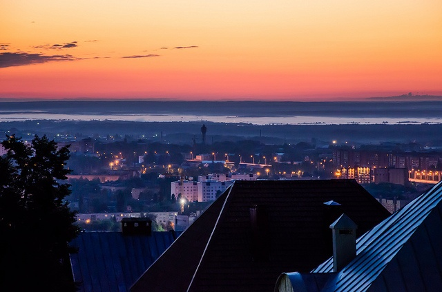 Penza Russia  city pictures gallery : Summer dawn in Penza Russia by | Places I have been | Pinterest