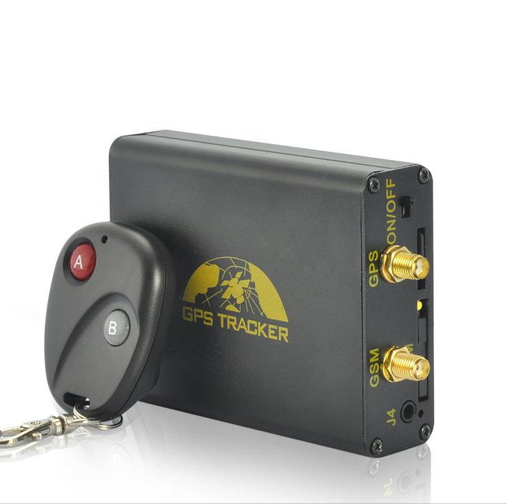 gps tracking unit for iphone