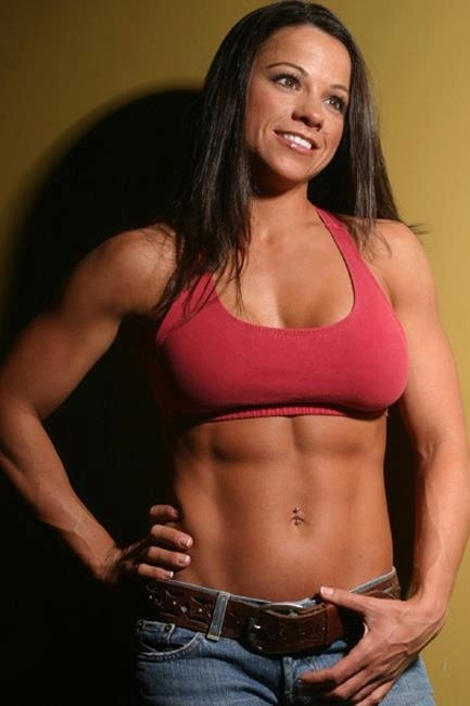 fitness girl steroids
