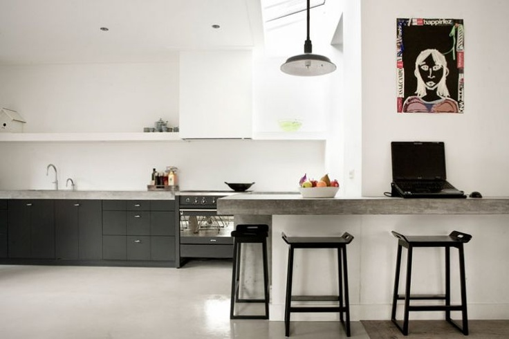 moderne keuken  For the Home  Pinterest