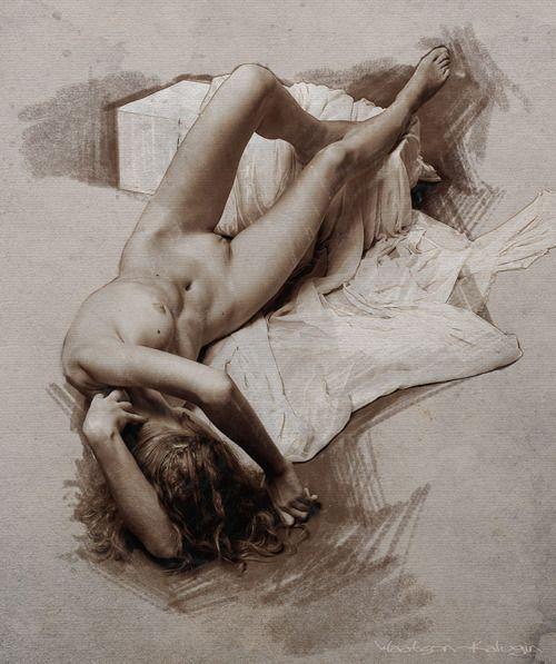 Tumblr amateur art nudes