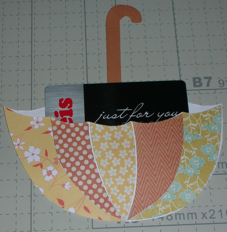 Wedding Shower Gift Card Holders : Handmade gift card holder for a bridal shower -- made by me.