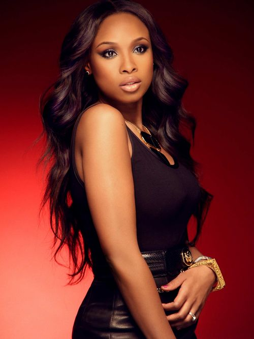 Jennifer Hudson Long Hair Style African American