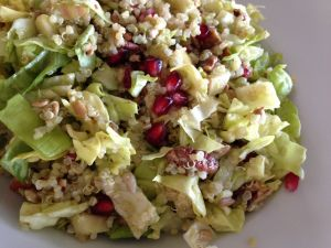 ... Seeds, Toasted Pecans, Toasted Sunflower Seeds, Apples & Quinoa