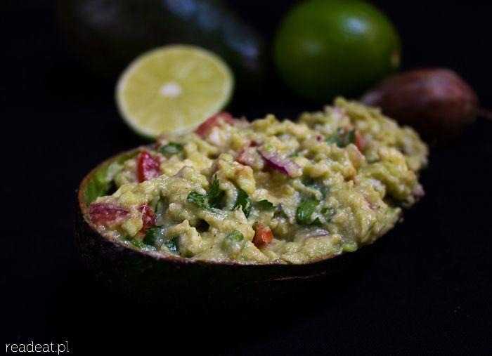 Perfect guacamole   - Vegan-licious -   Pinterest