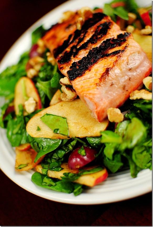 Salmon salad | Food | Pinterest