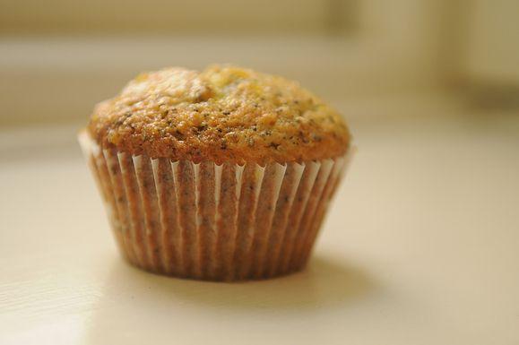 Lemon Poppy Seed Muffins | Recipe