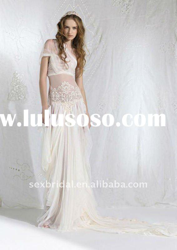 bohemian wedding gown designers - Wedding Decor Ideas