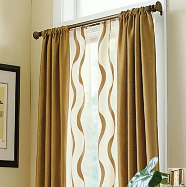 Pin by alicia on client 2 living room pinterest for Jcpenney living room curtains