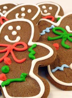 Toosies Gluten Free :: Gluten Free Gingerbread Men recipe