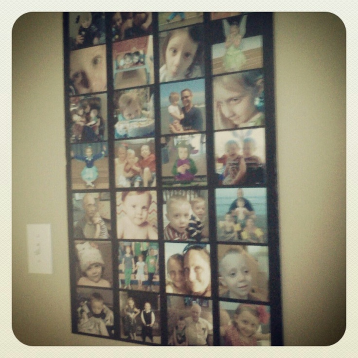 photo collage on poster board if i can do it pinterest
