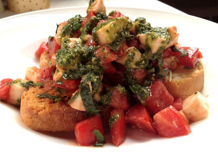 Heirloom Tomato Caprese   Recipe
