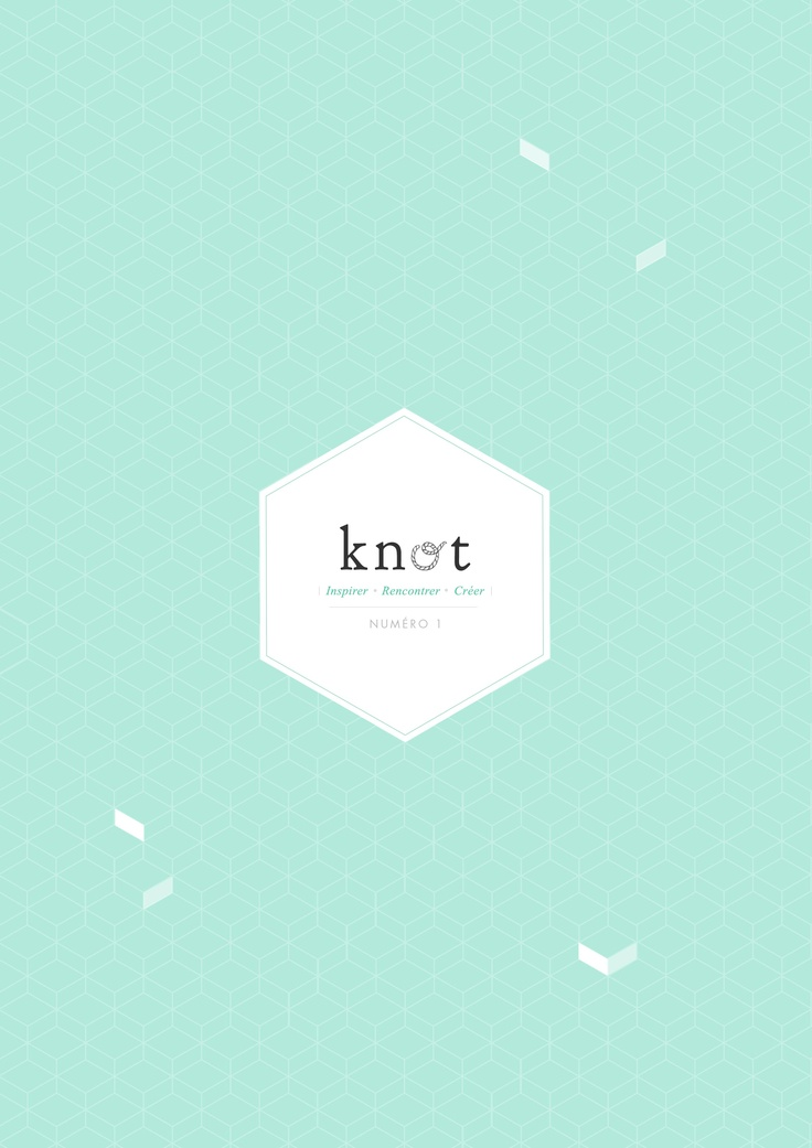 First Issue - Knot Magazine