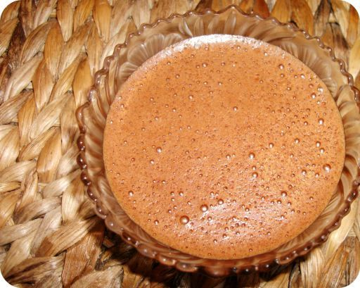 classic chocolate mousse | Mogu-Mogu | Pinterest