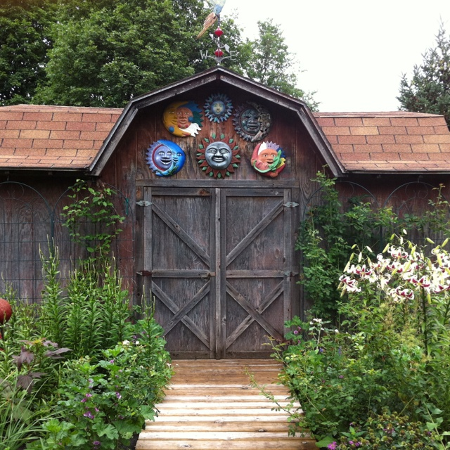 cool garden shed garden sheds pinterest