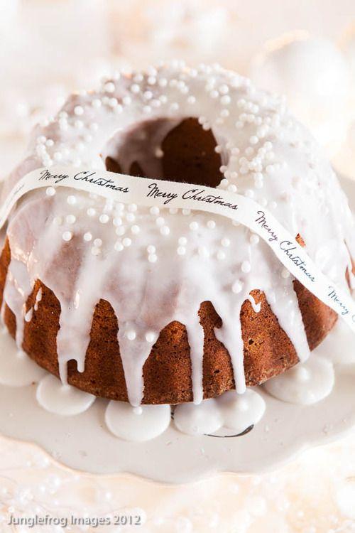 Christmas Bundt Cake Images : Christmas Bundt Cake Recipe Cake Pinterest