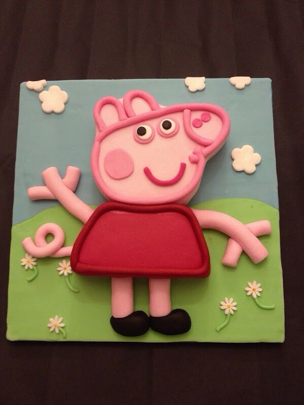 Peppa Pig | Things I've Made! | Pinterest