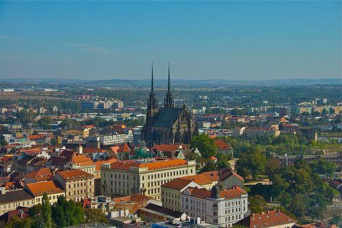 Brno Czech Republic  city images : Brno, Czech Republic | Traveler's Journal | Pinterest
