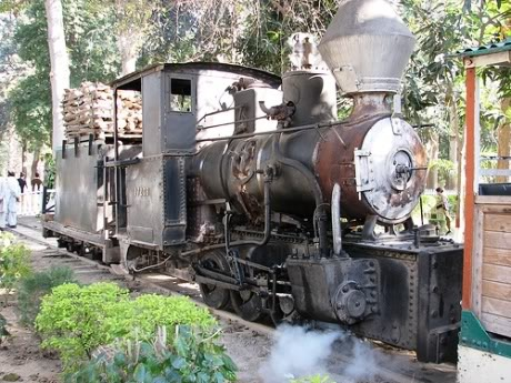 changa manga forest railway
