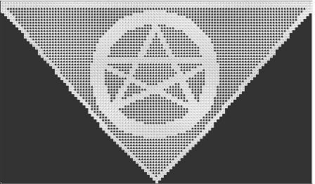 PENTACLE CROCHET PATTERN