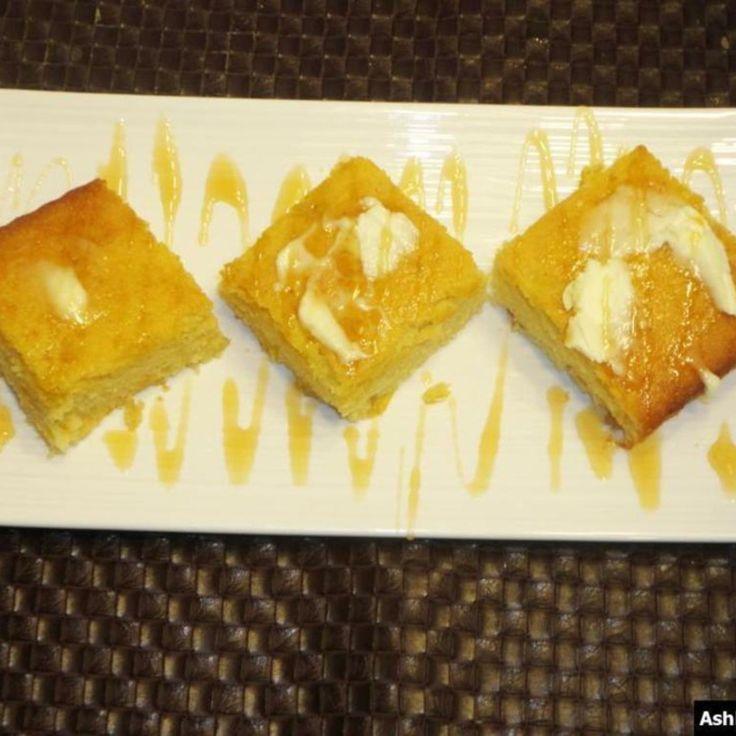 Honey Cornbread | Breads | Pinterest