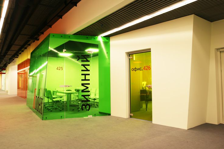 Office interior designs translucent door installations amp exhibition