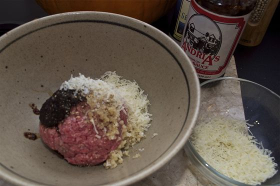 Andria's Asiago Burgers | Recipe