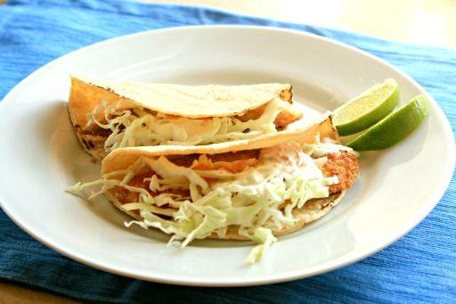 Tilapia Fish Tacos | 5DollarDinners.com | Budget Friendly Recipes | P ...