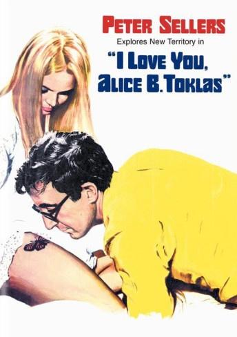 Love You Alice B Toklas Peter Sellers Jo Van Fleet And Leigh Taylor