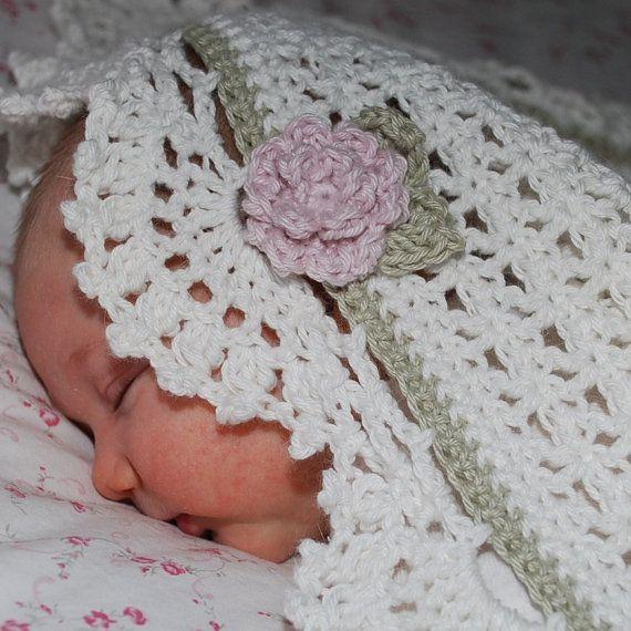Crochet Baby Blanket Cotton Pattern : Pima Cotton Crochet Baby Blanket....Beautiful