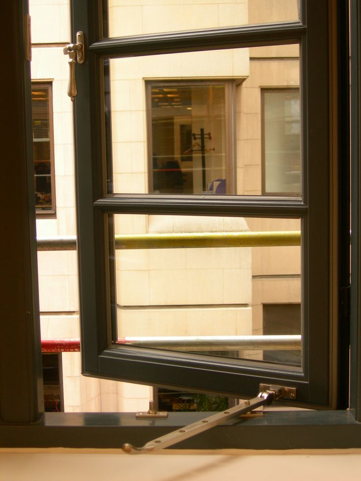 Casement Window Stay House Windows Bay Windows Bump