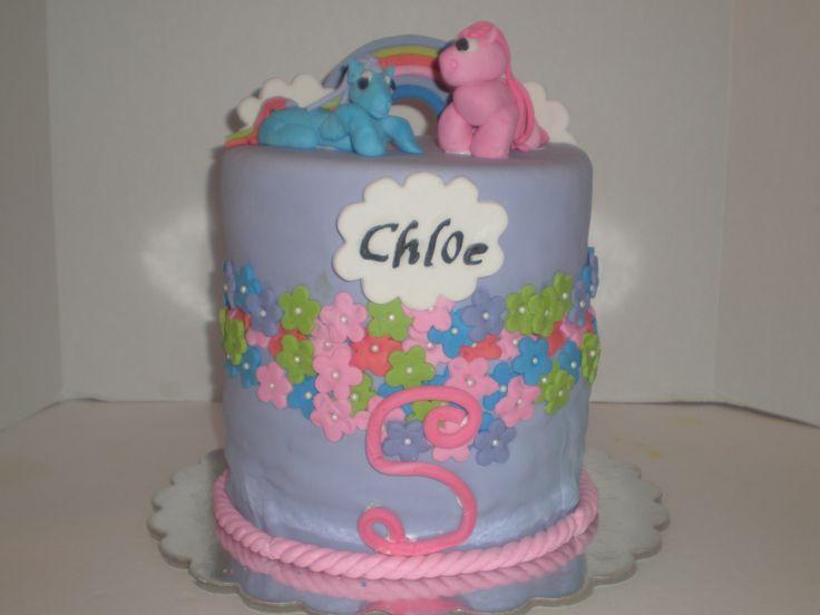 My Little Pony Cake — Childrens Birthday Cakes cakepins.com  cakes ...