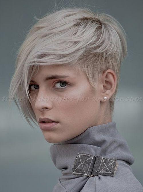 Undercut Hairstyle Women Short undercut hairstyles for