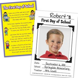 First Day of School Classroom Activities