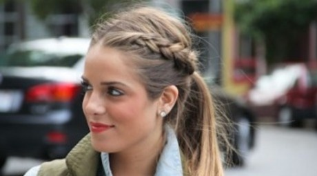 yaman braids picture short hairstyle 2013