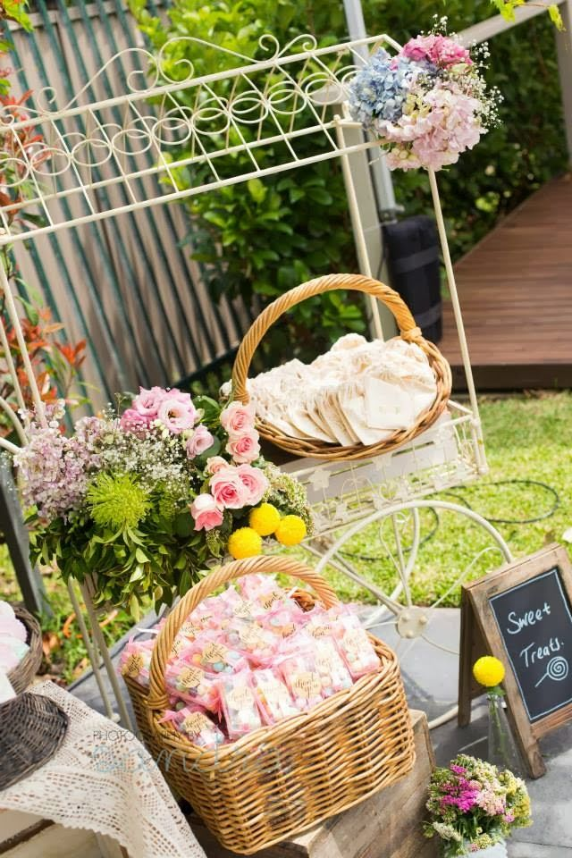 Sofias Garden Party by 3s A Party Candy Buffets and Party Supplies