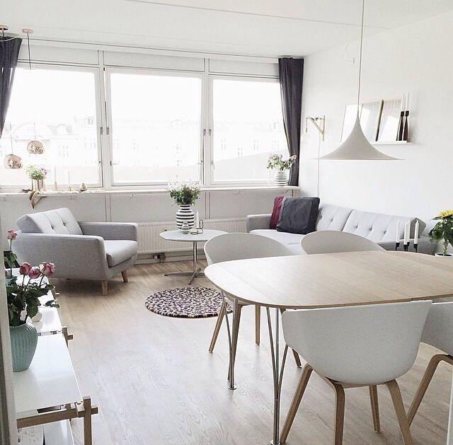 Scandinavian living room Home decor living room