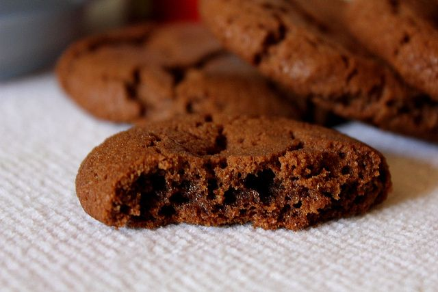 Cocoa, Peanut Butter and Nutella Cookies | Cookies | Pinterest