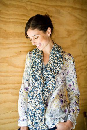 Crochet Geek : Chunky Yarn Crochet Beanie Cap
