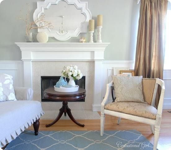 Benjamin Moore Tranquility Paint Colours Pinterest