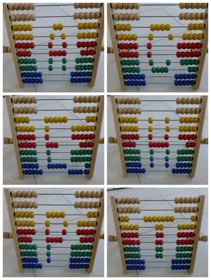 Craftulate: Abacus Activities for Beginners. Now I want an abacus or ...