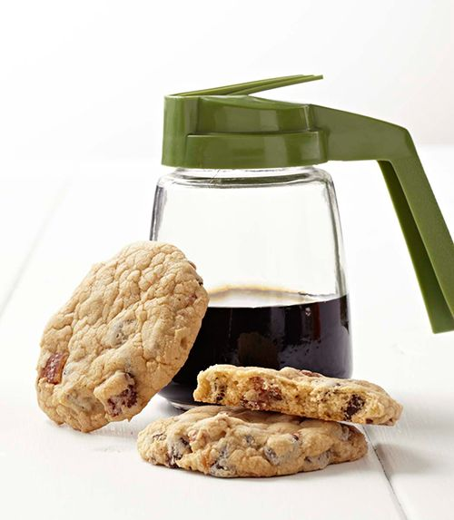 Maple Bacon Cookie recipe from Chocolate Chip Cookies.