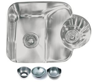 Picks: Franke Beach, Oh Yeah, This sink is Amazing with 3 Bowl Inserts ...