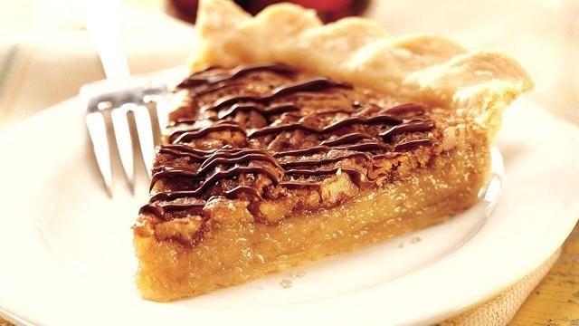 Maple-Pecan Pie | Recipe